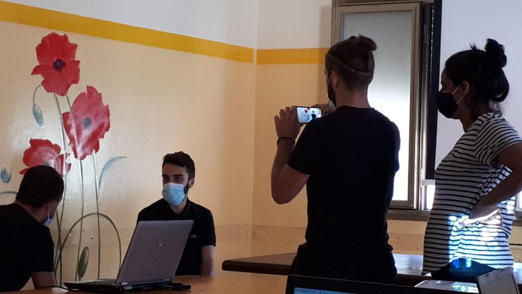 Creazione di video da telefonino